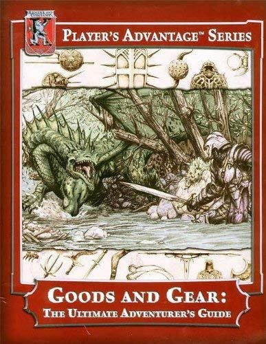 9781594590160: Goods and Gear: The Ultimate Adventurer's Guide