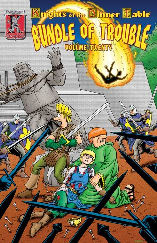 Knights of the Dinner Table: Bundle of Trouble, Vol. 20: Jolly R. Blackburn