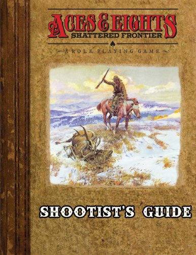 9781594591006: Aces & Eights: Shootist's Guide