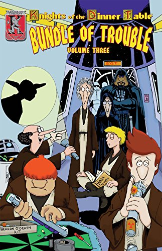 9781594591167: Knights of the Dinner Table Bundle of Trouble Volume 3