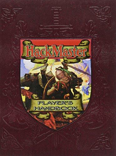 9781594591310: HackMaster Player's Handbook