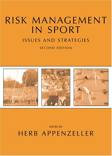 9781594600142: Risk Management In Sport: Issues And Strategies