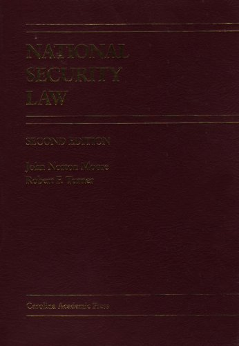 9781594600234: National Security Law