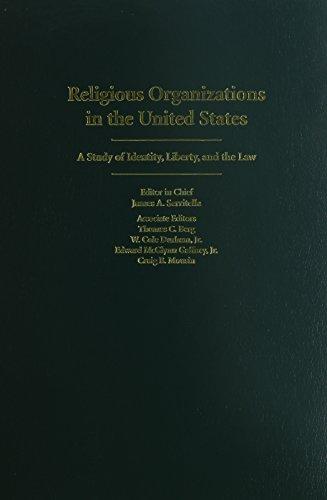 Religious Organizations in the United States : James A. Serritella