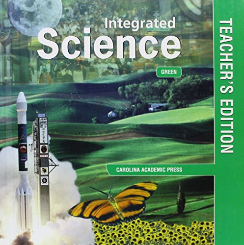 Integrated Science Level Green 6th Grade: Carolina Academic Press