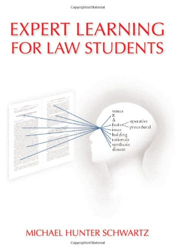 9781594601132: Expert Learning For Law Students