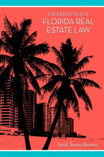 9781594602399: Essentials of Florida Real Estate Law