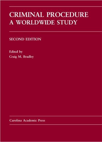 9781594602443: Criminal Procedure: A Worldwide Study, Second Edition