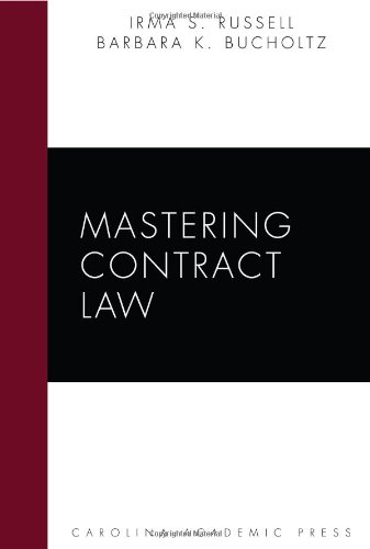 9781594602870: Mastering Contract Law