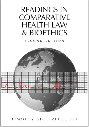 9781594602962: Readings in Comparative Health Law and Bioethics, Second Edition