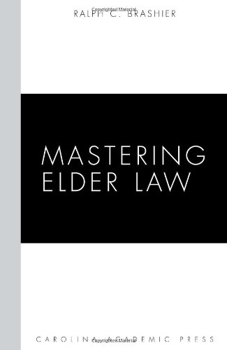 9781594604485: Mastering Elder Law