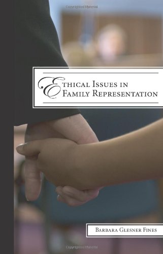9781594605178: Ethical Issues in Family Representation