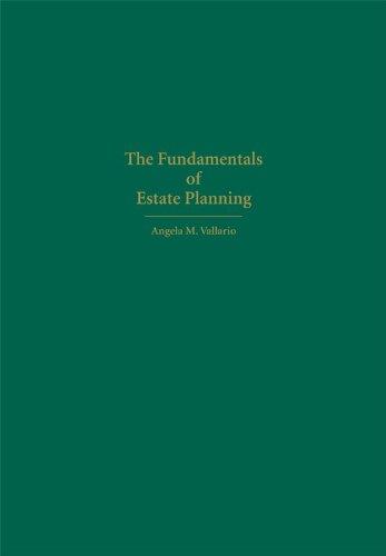 9781594606298: Fundamentals of Estate Planning