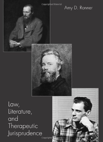 9781594606373: Law, Literature, and Therapeutic Jurisprudence