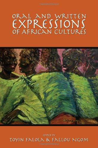 9781594606472: Oral and Written Expressions of African Cultures