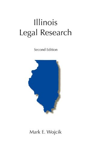 9781594606748: Illinois Legal Research