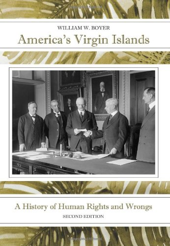 9781594606892: America's Virgin Islands: A History of Human Rights and Wrongs