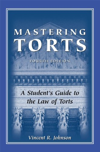 9781594607004: Mastering Torts