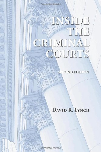 9781594607448: Inside the Criminal Courts