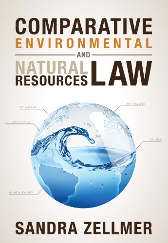 9781594607806: Comparative Environmental and Natural Resources Law