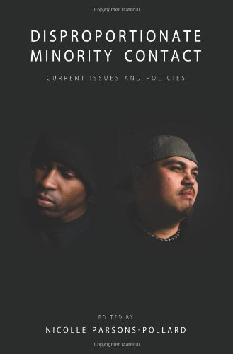 9781594608889: Disproportionate Minority Contact: Current Issues and Policies