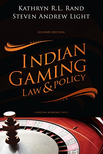9781594609565: Indian Gaming Law and Policy, Second Edition