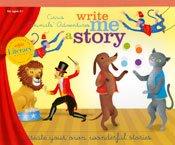 Circus Animal Adventure Write Me a Story (Make Me a Story)