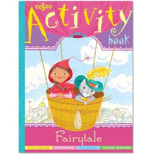 9781594613692: Fairytale Activity Book