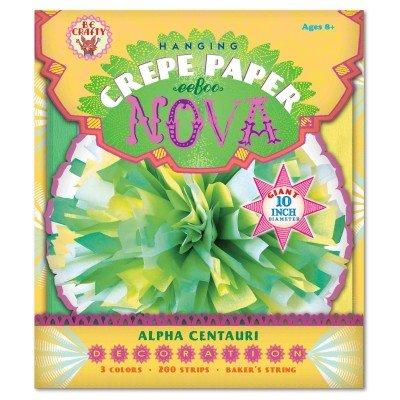 9781594615245: Alpha Centauri Paper Nova (Crepe Paper Novas)