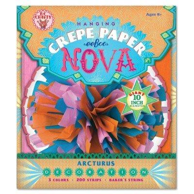 9781594615269: Arcturus Paper Nova (Crepe Paper Novas)