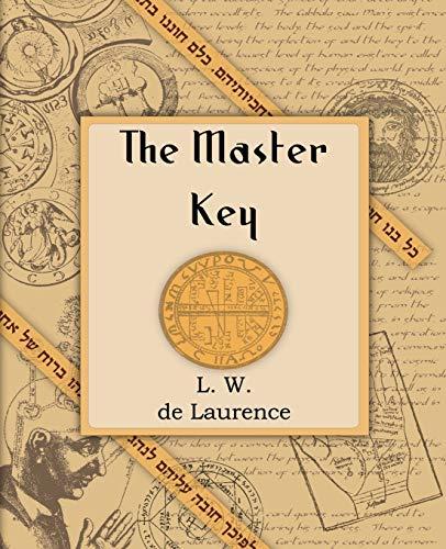9781594620010: The Master Key (1914)