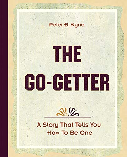Go Getter Book