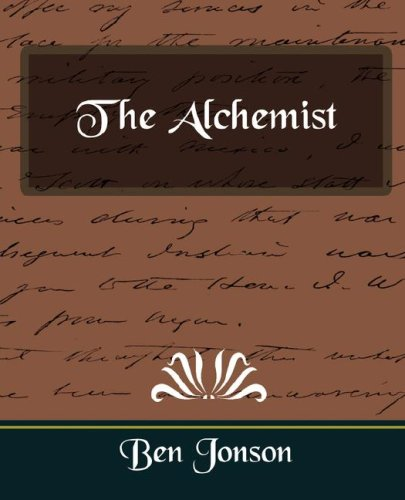 is ben jonson the alchemist is an allegory Book of secrets: alchemy and the european imagination in satires such as ben jonson's the alchemist (1612), the alchemist is portrayed as a charlatan one central allegory was that of the chemical wedding.