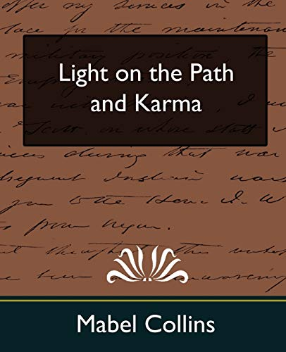 9781594627842: Light on the Path and Karma (New Edition)
