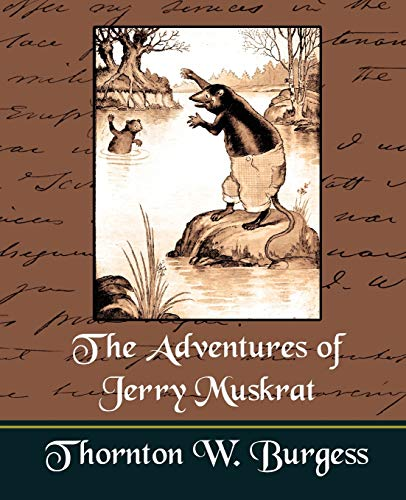 9781594628696: The Adventures of Jerry Muskrat