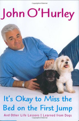 It's Okay to Miss the Bed on: O'Hurley, John