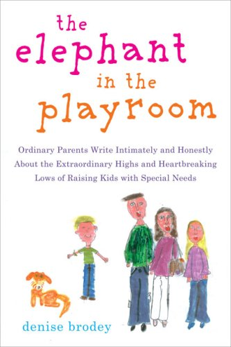 9781594630354: The Elephant in the Playroom: Ordinary Parents Write Intimately and Honestly About the Extraordinary Highs and Heartbreaking Lows of Raising Kids with Special Needs