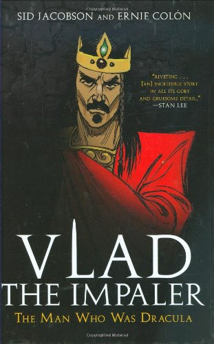 Vlad the Impaler (1594630585) by Sid Jacobson