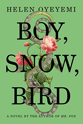 Boy, snow, bird (signed): Oyeyemi, Helen