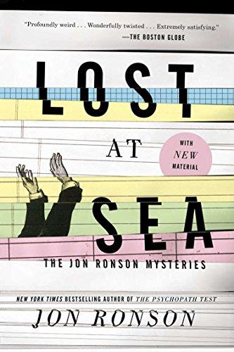 9781594631955: Lost at Sea: The Jon Ronson Mysteries