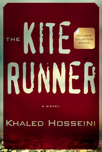 THE KITE RUNNER: Exclusive Collector's Edition: Khaled Hosseini