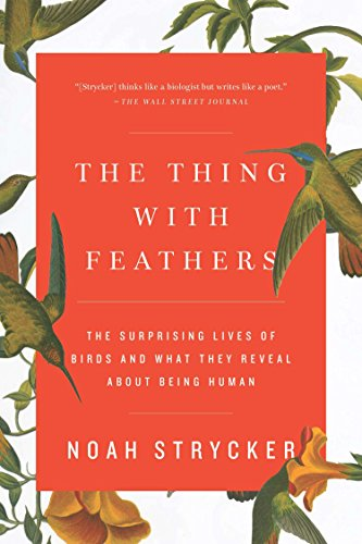 9781594633416: The Thing with Feathers: The Surprising Lives of Birds and What They Reveal About Being Human