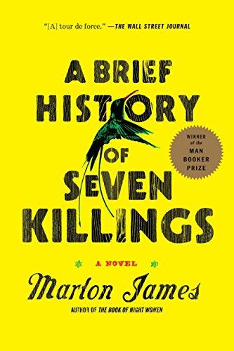 A Brief History of Seven Killings: James, Marlon - Signed