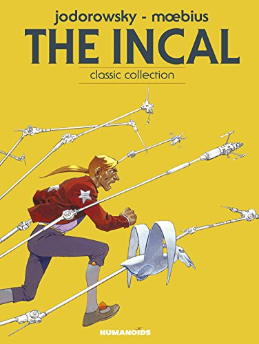 9781594650116: The Incal: Oversized Deluxe