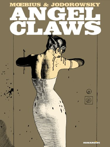 Angel Claws (Hardback): Alexandro Jodorowsky