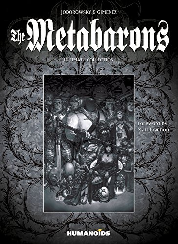 9781594650147: The Metabarons Ultimate Collection