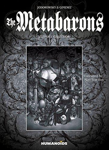 The Metabarons Ultimate Collection: Alexandro Jodorowsky, Juan