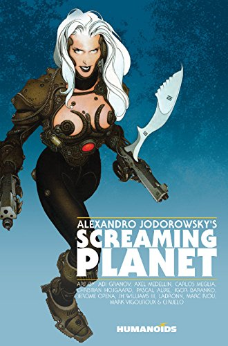 9781594650215: Alexandro Jodorowsky's Screaming Planet