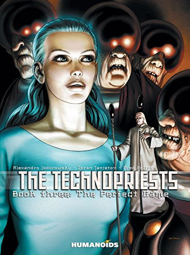 9781594650222: The Technopriests Book three: The Perfect Game