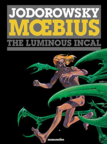The Incal #2 : The Luminous Incal: Coffee Table Book (Limited to 999 copies)